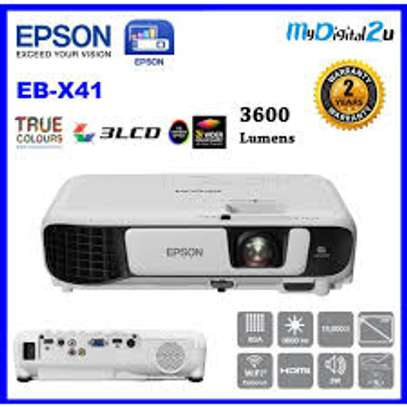 EPSON EB X41 FOR SALE image 1