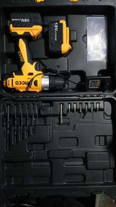 corddress drill 18voltage image 1