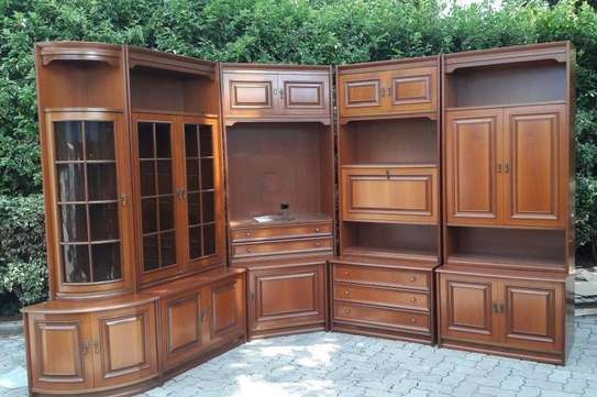 For Sale Antique Wall Cabinet Imported from Italy image 9