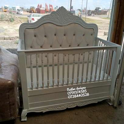Baby cots for sale/modern baby cots/baby cots/kid beds/baby beds image 3