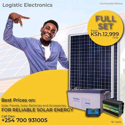 Full set for solar energy, image 1