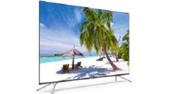 """SYNIX 43"""" FHD ANDROID TV,WI-FI,NETFLIX,YOUTUBE,GOOGLE PLAYSTORE,FRAMELESS-43A1S-L-BLACK image 2"""