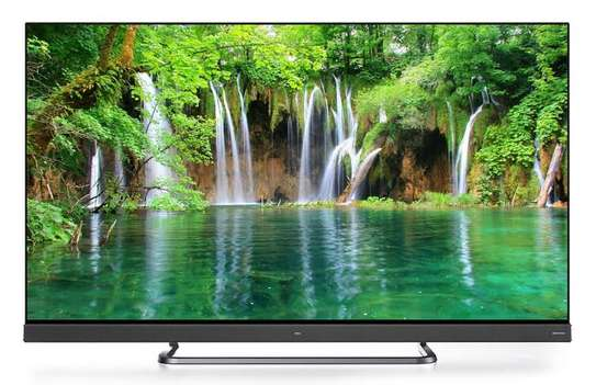 TCL 65 inches Android Smart C8 ONKYO tvs image 1