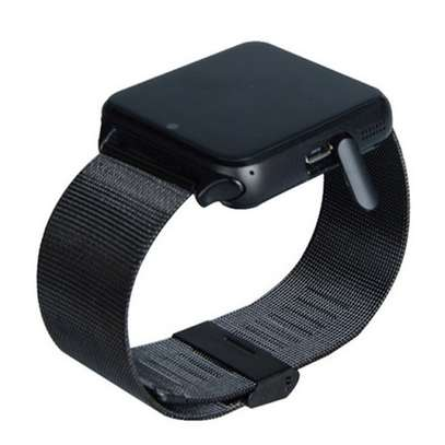 Bluetooth/Simcard Smartwatch with Stainless steel band. image 6