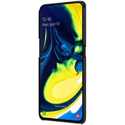 Galaxy A80 Nillkin Super Frosted Shield Matte cover case image 2