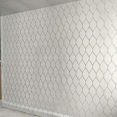 Bright surface self adhesive wallpaper image 6