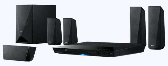 Sony dz350 5.1 ch hometheatre System 1000watts image 3