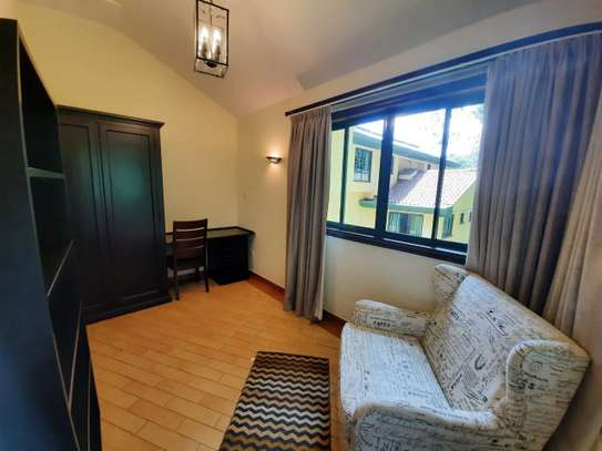 Furnished 3 bedroom townhouse for rent in Brookside image 7