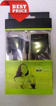 VGA to HDMI convertor image 2