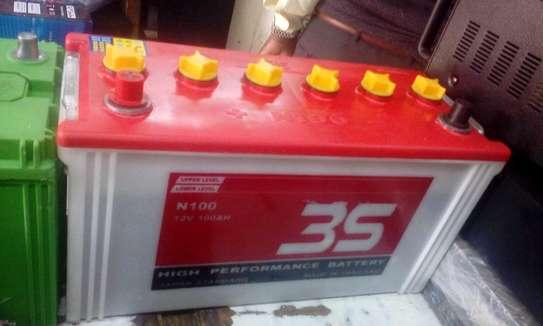 N100 car batteries image 1
