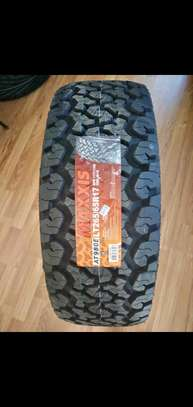 Maxxis tyres 265/65R17 at980
