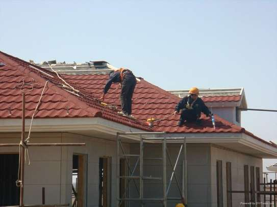 Affordable low cost roofing roof repair services /Best Roof Repair & Maintenance Specialists in Nairobi image 6