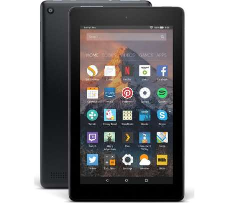 """Amazon Fire 7 Tablet with Alexa, 7"""" Display, 16GB, Offer Price image 1"""