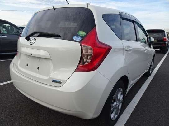 NISSAN NOTE 2013  PEARL WHITE image 6