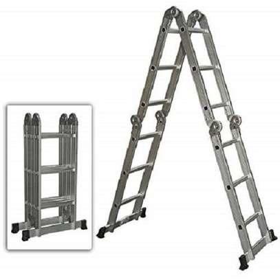 aluminium ladder image 1