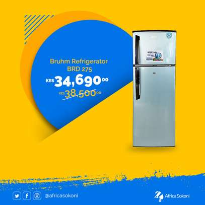 Bruhm Refrigerator  BRD 275 image 1