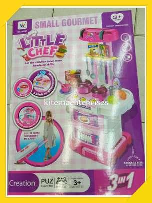 Kitchen playset image 1