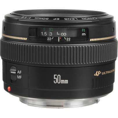 Brand New Canon EF 50mm f/1.4 usm at Shop