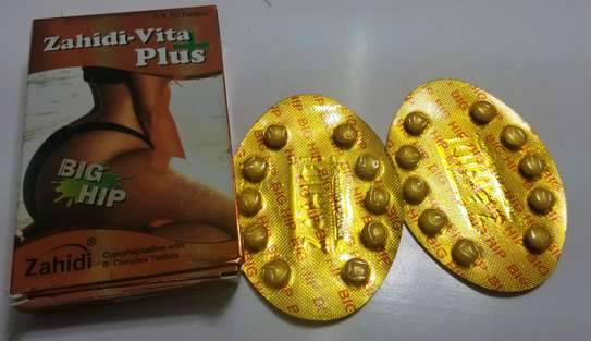 ZAHIDI VITA PLUS HIP &BUTT LIFTS CAPSULES