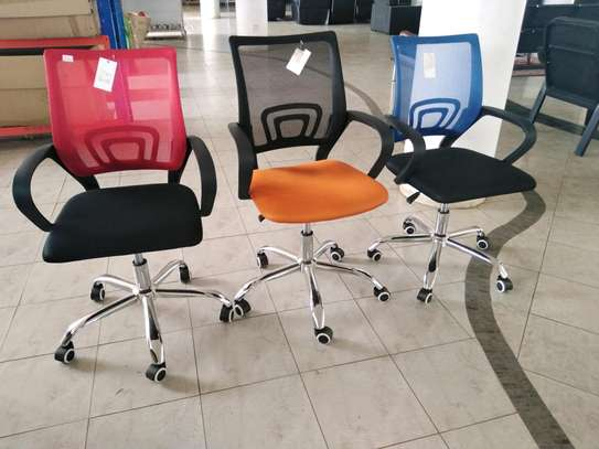 Office Mesh Chairs image 2