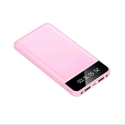 Pink powerbanks image 1
