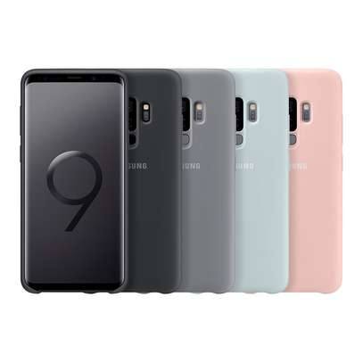 Silicone case with Soft Touch for Samsung S9 S9 Plus image 4