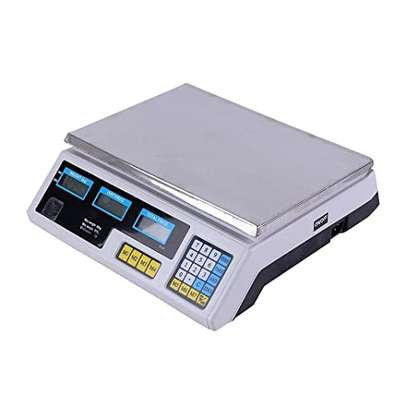 30Kg Digital Price Food Meat Produce Computing Scale