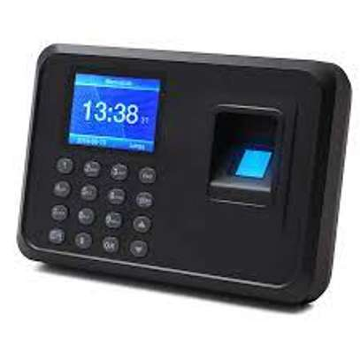 Biometrics And Time Attendance image 1