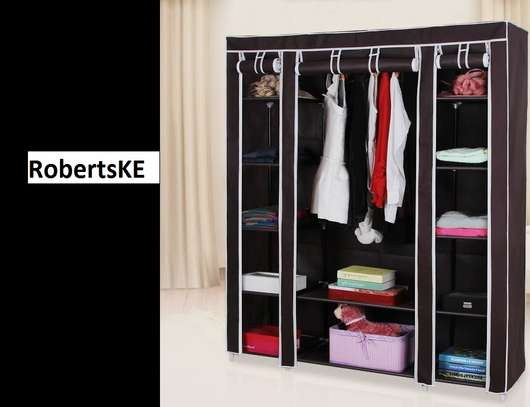 strong portable wardrobe image 5