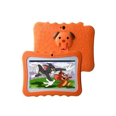 7 inch kid Quad Core DDR3 1GB, 8GB Android Tablets PC, WIFI - Orange