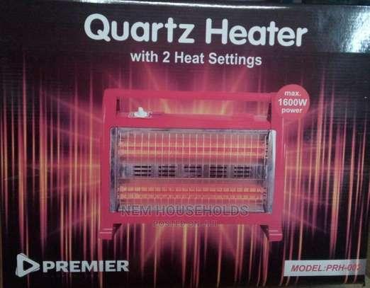 Premier Quartz Room Heater - 1600 Watts image 2