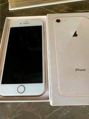 Apple Iphone 8 Gold 256 Gigabytes image 2