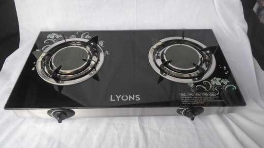2  gas burner  table top lyons image 1