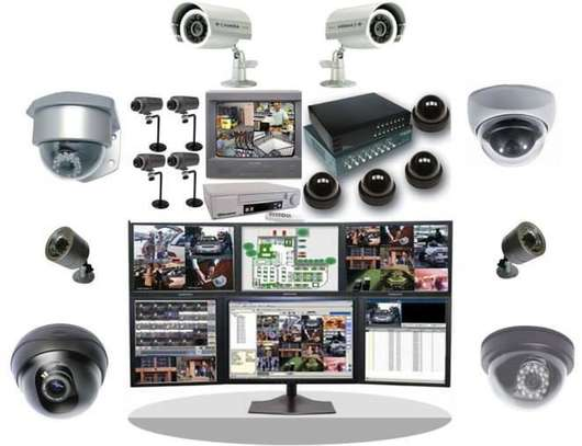 8 Channel CCTVs Set image 3