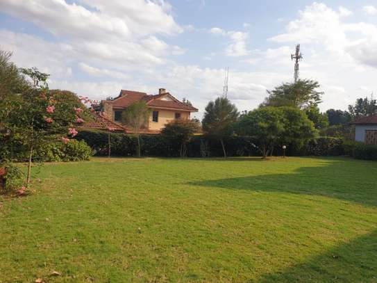 5 bedroom villa for rent in Runda image 3