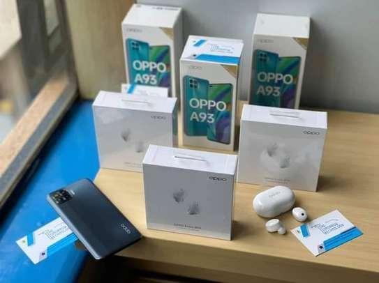 """Oppo A93, 6.43"""", 128GB + 8GB RAM (Dual SIM),4000mAh_Black image 1"""