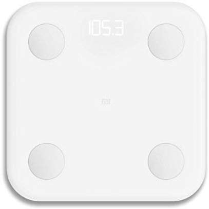 Xiaomi Mi Body Fat Scale 2 Bluetooth 4.0 LED Display For Android Ios image 1