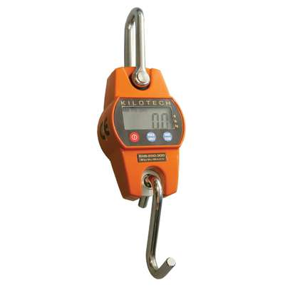 Hanging Scales,Digital Scale,300KG Industrial Crane Scale LCD Digital Electronic Hook Hanging Weight Scale for Large Luggage image 2