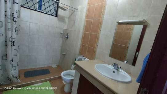 Furnished 2 bedroom apartment for rent in Mkomani image 3