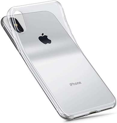 Clear TPU Soft Transparent case for iPhone X/Xs XR XS Max image 3