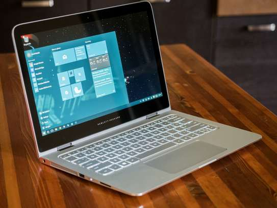 Very slim HP Elitebook 840 Intel core i5 image 1
