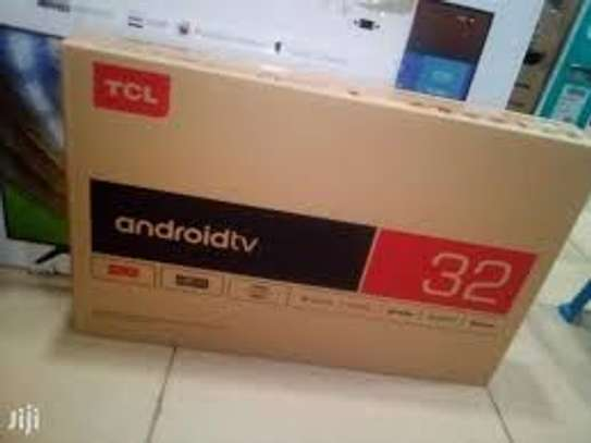TCL 32'' 32S68A FULL HD ANDROID TV, NETFLIX, YOUTUBE, BLUETOOTH image 1