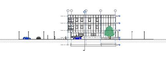 Office building plan image 9