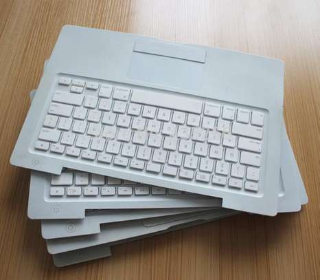 "13"" MacBook Keyboard & Top Case Trackpad (White), Includes ribbon cable (USA)"
