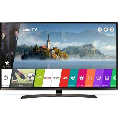 LG 65 inch Ultra HD 4K Smart Television image 1