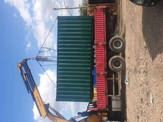 Container transport and offloading services image 3