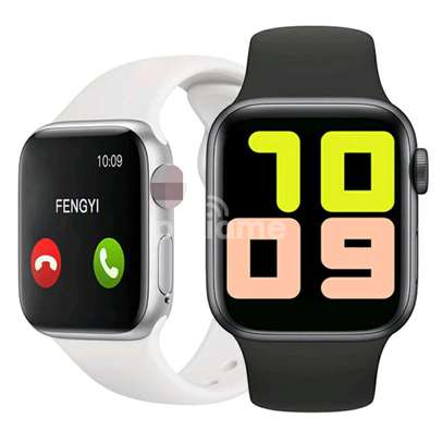 Smart watch series 5 with Heart Rate & Monitor Blood Pressure image 3