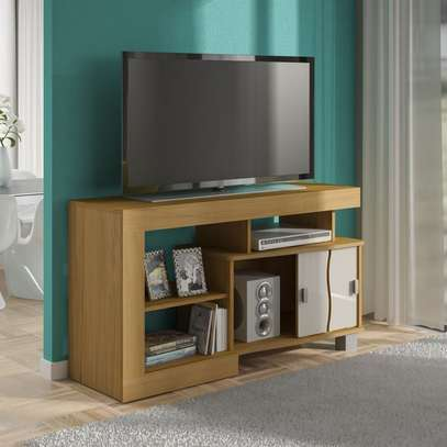 TV Stand Rack Senna ( Freijo ) - for TV up to 40 Inches image 2