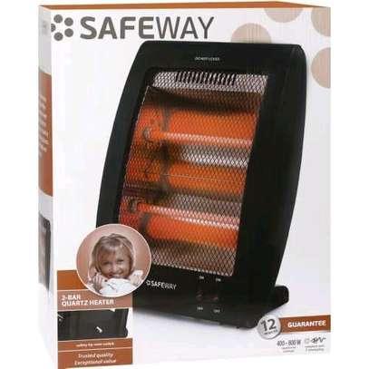 Safeway 2 bar quartz room heater image 1