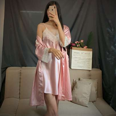 Soft and comfy  sleepwears with a touch of elegance image 1